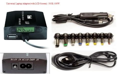 Adaptor Notebook Acdc 100w 100w laptop ac dc adapter from china manufacturer