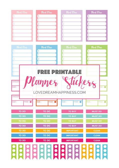 Stiker Hello Scoopy Carbu Fullset best 25 printable planner stickers ideas on free printable stickers printable