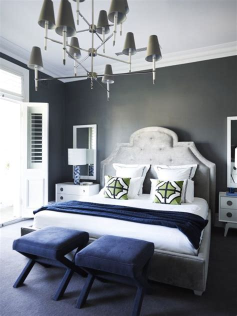 black grey and blue bedroom best 25 royal blue bedrooms ideas only on pinterest