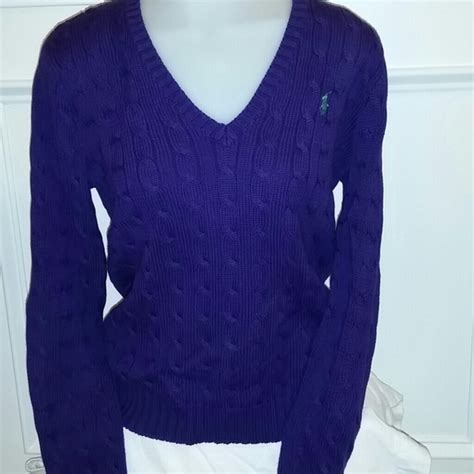 ralph sport cable knit sweater 51 ralph sweaters ralph sport large