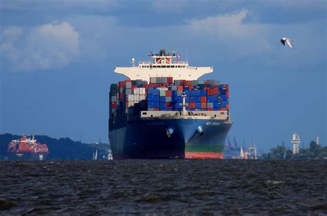sleepboot fe rie kostenloses foto schiff container elbe seefahrt