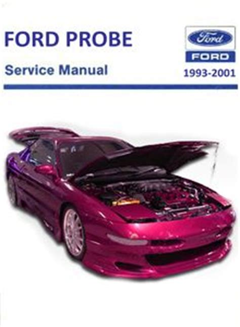 best auto repair manual 1997 ford probe electronic toll collection ford probe mazda mx 6 and 626 automotive repair manual
