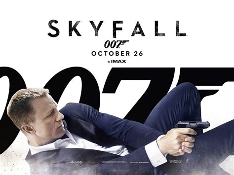 film action terbaik james bond skyfall film poster spyfall images pictures photos