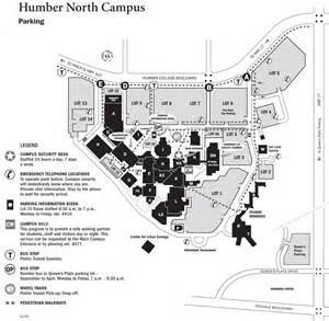 canada college map