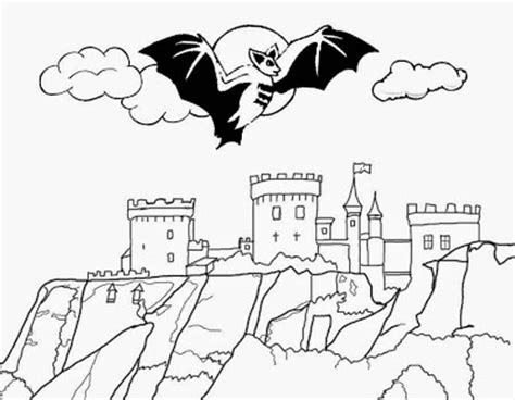 halloween coloring pages castle free coloring pages printable pictures to color kids