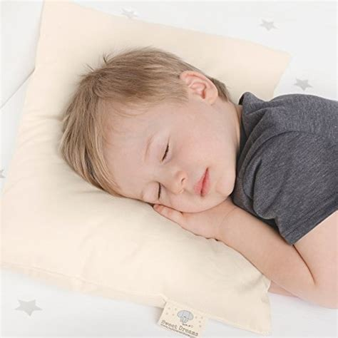 usab2c organic bed pillows made in usa product details 100 organic cotton toddler pillow hypoallergenic