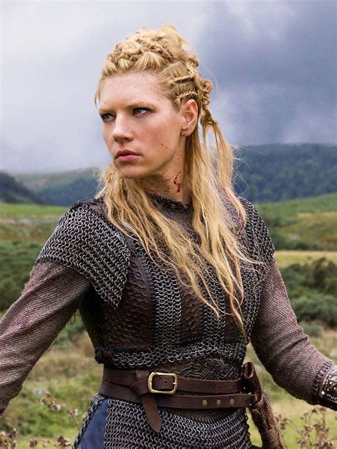 Hair Styles From The Vikings Tv Show | vikings tv show katheryn winnick as lagertha love the