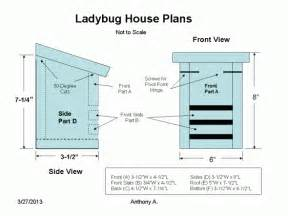 How To Make House Plans by Ladybug House Plans Bug Farming