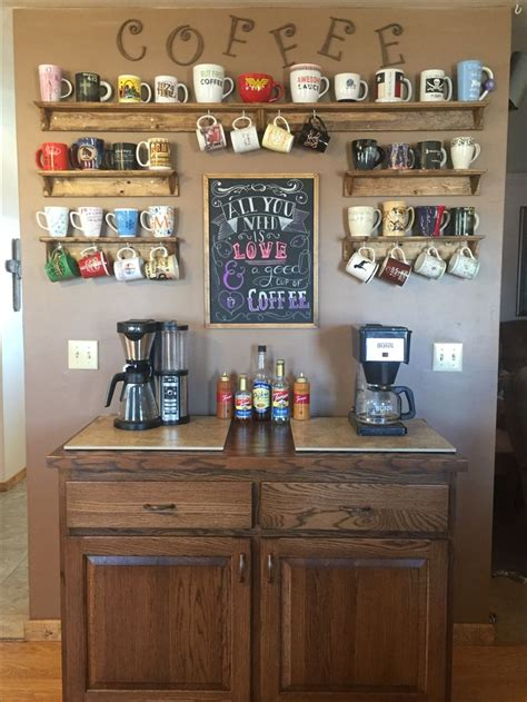 coffee nook ideas 116 best kitchen ideas images on pinterest