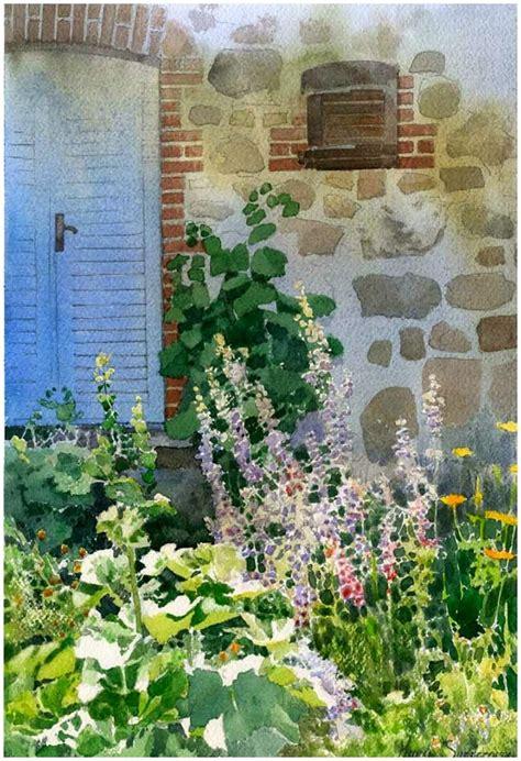 Landscape Inspiration 2850 Best Images About Watercolor Inspiration On Pinterest