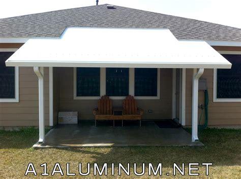 How To Install Aluminum Patio Cover   West Coast Siding