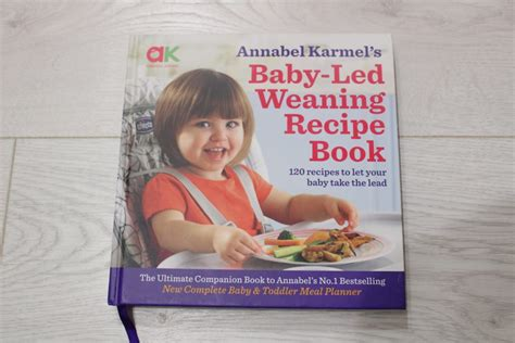 annabel karmel baby led weaning book review 187 then i became mum