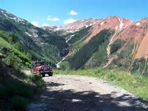 Colorado Jeep Trails Ouray Photos