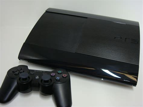 Playstation 3 Slim Black wts black playstation 3 slim 500gb with 1 gta v singapore forums by sgclub