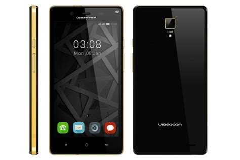 4g mobile phones in india videocon launches its 4g phone in india at rs 7 999