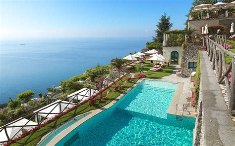 best hotels in amalfi coast palazzo avino hotel review ravello amalfi coast travel