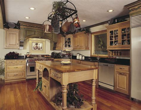 Distressed Wood Kitchen Cabinets by Distressed Wood Cabinets Home Interior Designing