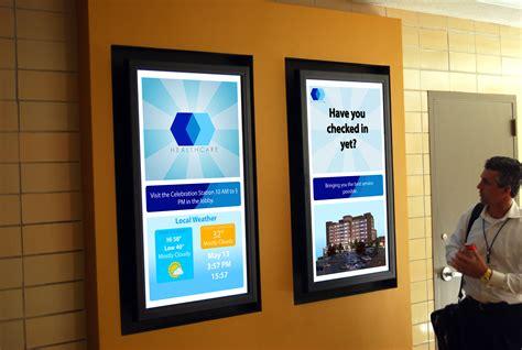 Finished Bathroom Ideas what makes a successful digital signage network troudigital