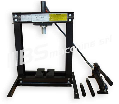 presse idrauliche da banco pressa da banco 4 tonnellate idraulica sogi p4 m ebay
