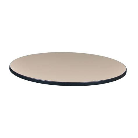 36 table top 36 quot laminate table top beige grey
