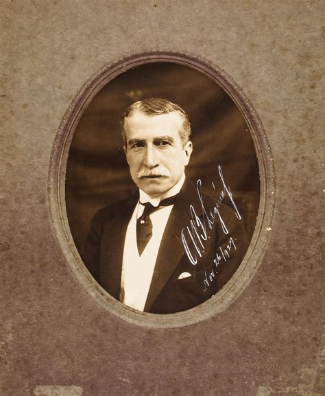 augusto b leguia augusto leguia retrato autografiado del presidente augusto