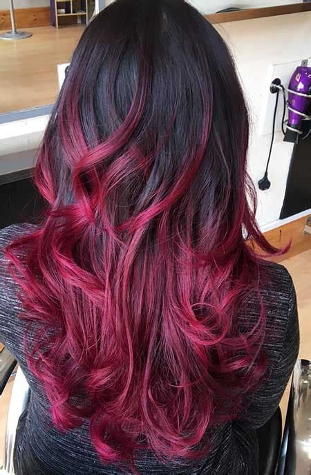 Black Colored Hairstyles by Amazing Black And Colored Hairstyles Hairstyles