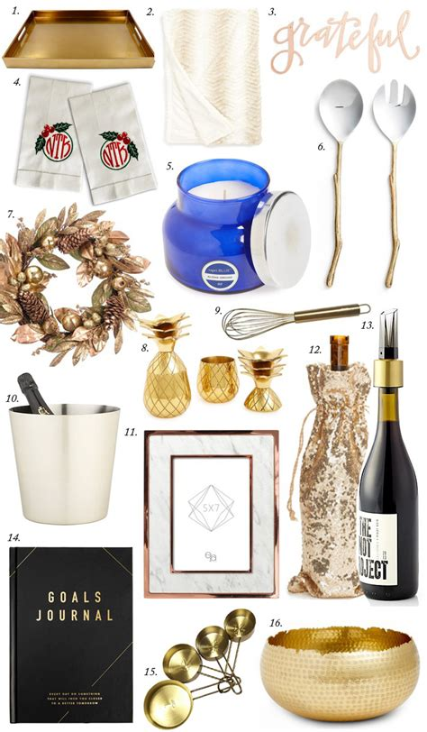inexpensive hostess gifts hostess gift ideas for the holidays inexpensive and