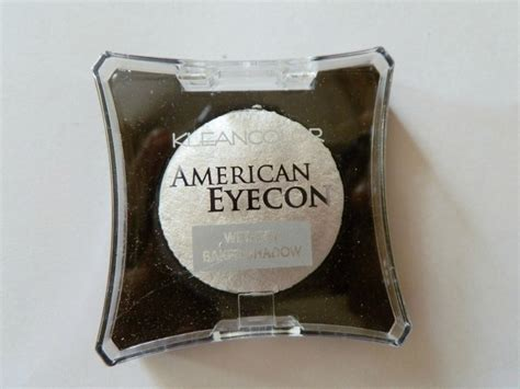 Kleancolor American Eyecon Or Baked Shadow mac bronze eyeshadow review swatch eotd