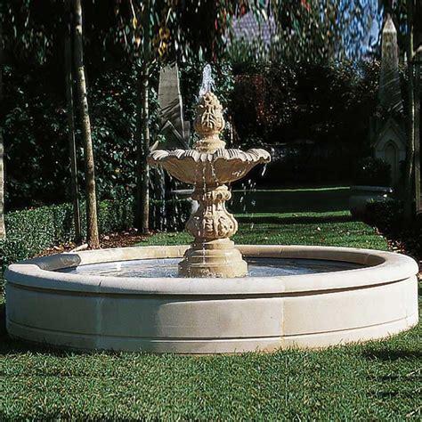 Gartenbrunnen Sandstein