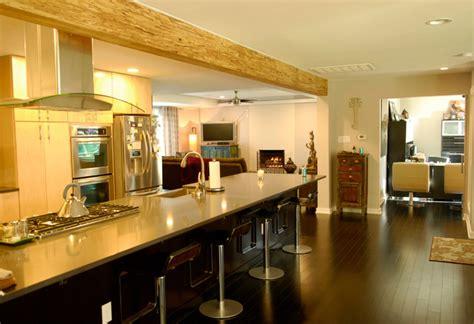 serenity in design kitchen islands my houzz modern sleekness and serenity in austin