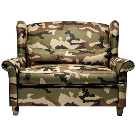 camo sofa and loveseat alexander camouflage military loveseat by gianni g