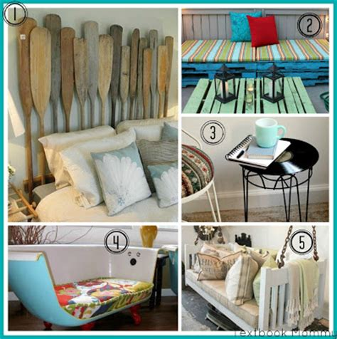 repurposed home decor textbook mommy 5 unique repurposed projects for the home