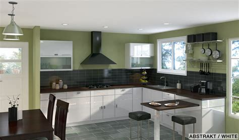 ikea kitchen designs layouts l shaped kitchen done with ikea cabinets in abstrakt white