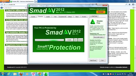 Anti Virus Terbaru smadav antivirus revisi terbaru ke 10