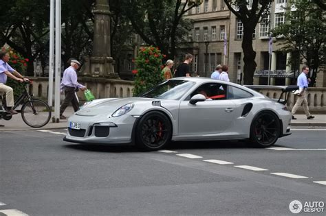 porsche nardo grey porsche 991 gt3 rs 28 july 2016 autogespot