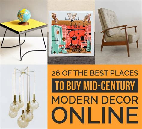 best places to buy home decor 17 best images about midcentury modern interiors on