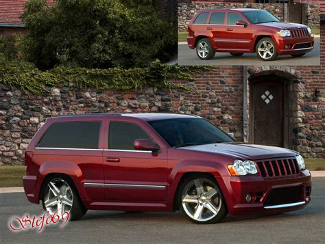 jeep srt 2006 sd1969 s profile autemo com automotive design studio