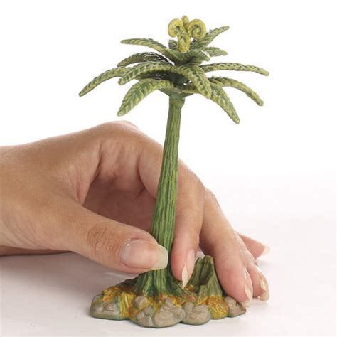 artificial palm tree for dollhouse miniature fern palm tree garden miniatures dollhouse miniatures doll supplies