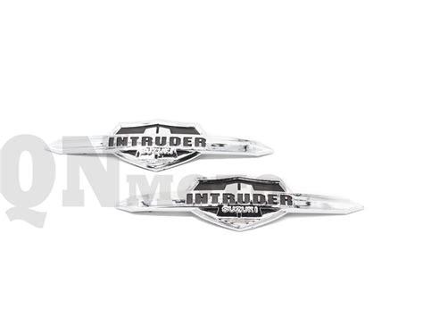 Aufkleber Suzuki Intruder by Online Kaufen Gro 223 Handel Suzuki Intruder Emblem Aus China