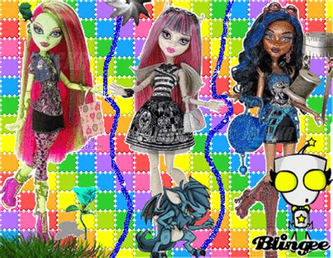 imagenes nuevas de monster high nuevas monster high animated pictures for sharing