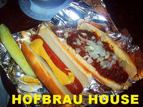 peoria hot dog wars coneys versus the hofbrau house