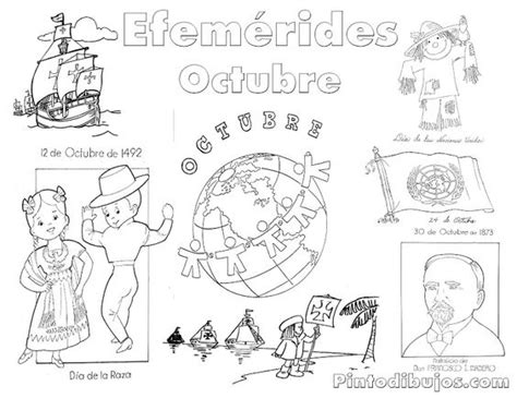 imagenes oktubre best ideas about spanish teaching spanish classroom and