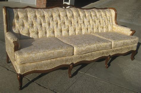 french provincial settee classic french furniture upwithfurniture