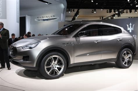 maserati kubang black maserati suv confirmed for 2015 ctv news autos