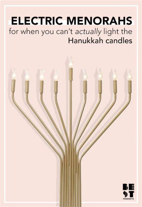 chanukah menorah light bulbs best 25 electric menorah ideas on hannukah