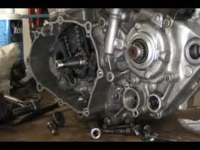 part 19 4 stroke installing timing chain tensioner yz250f exle