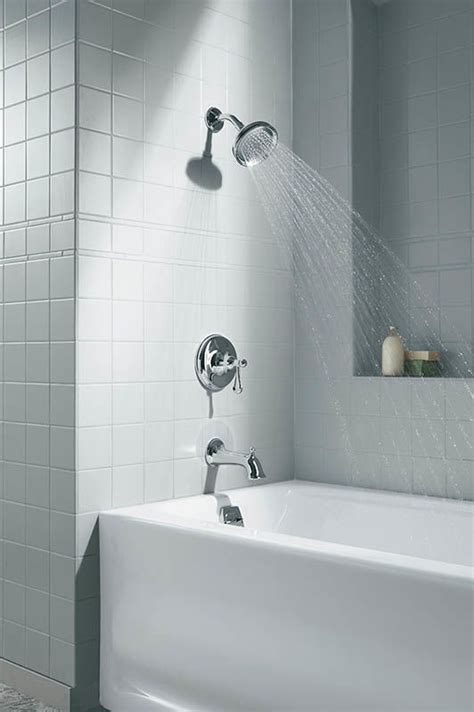 the bathtub louisiana faucet com k 1150 la 47 in almond by kohler