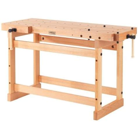 work benches home depot sjobergs duo 58 in workbench sjo 33445 the home depot