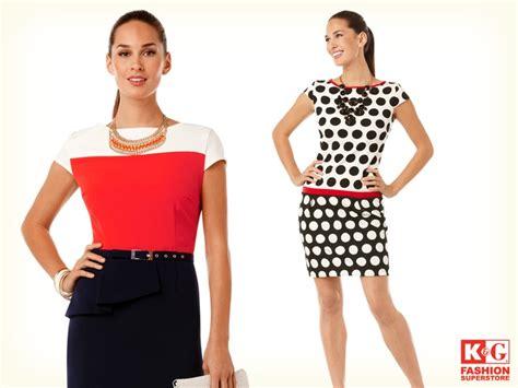 Geos Albian Green Polka go geo this with bold polka dot or striking colorblock dresses kgstores geometric