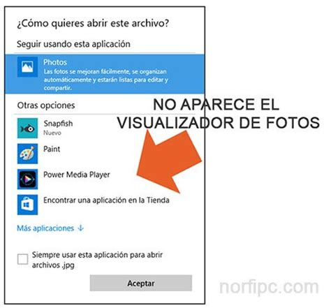 programa para ver imagenes windows 10 como restaurar en windows 10 el visualizador de fotos de